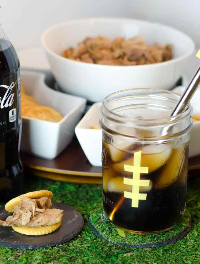 Football Tailgate Food and Fun For Your Next Party