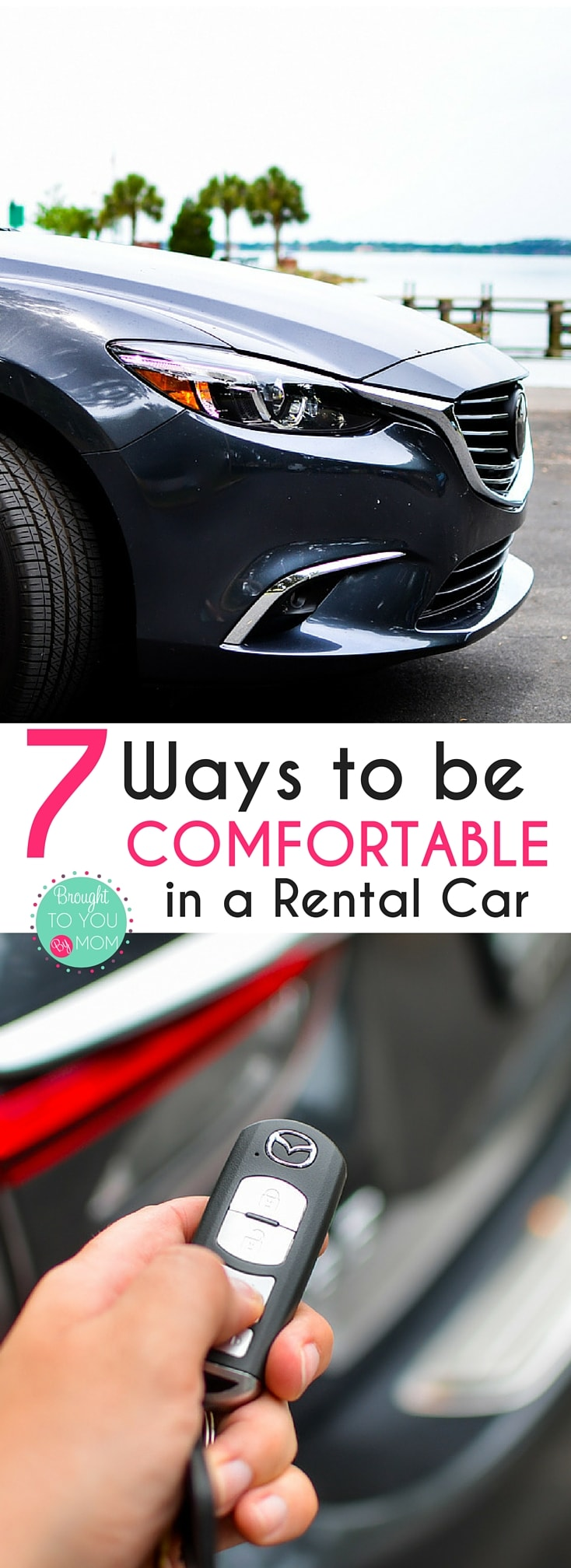 Traveling with a rental soon? Check out 7 Ways to Be Comfortable in a Rental Car. Tips to make a new place and new car easier to enjoy. Number 4 I had to convince myself of.