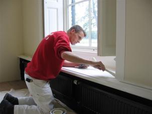 Aandacht voor detail in Huize Arnichem - Brouwer Schilders Dalfsen