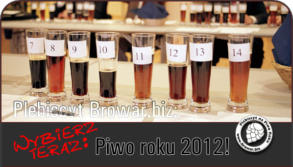 Piwo Roku 2012