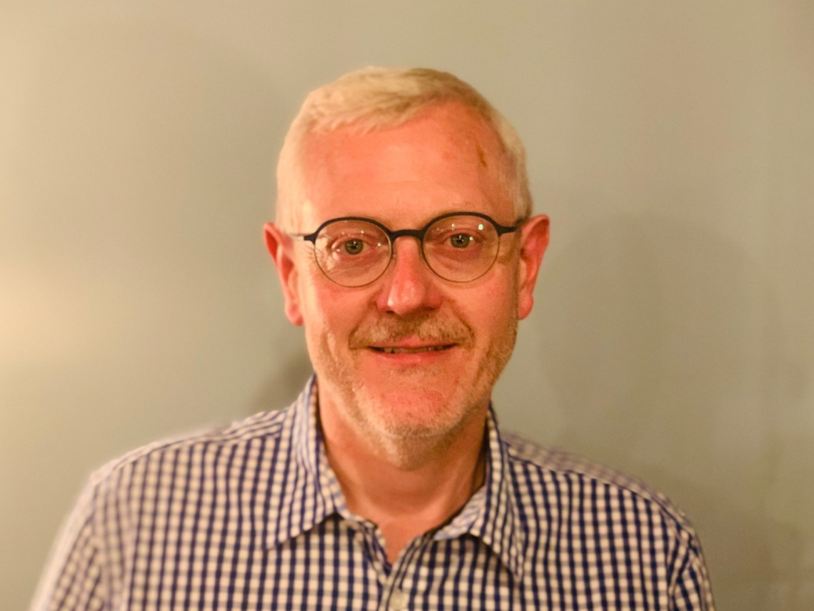 Picture of Dr. Huw Pinney