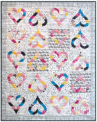 Whole Lotta Love quilt