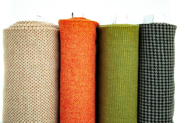 Woven Wool Collection by Stacy West for Riley Blake Designs