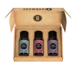 Subscription box BrownBoi Bathcare