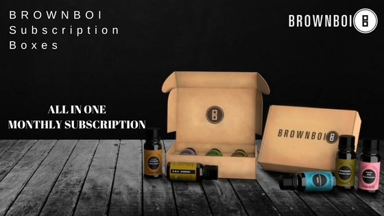 Subscription Boxes India 2018-BrownBoi The Grooming Club