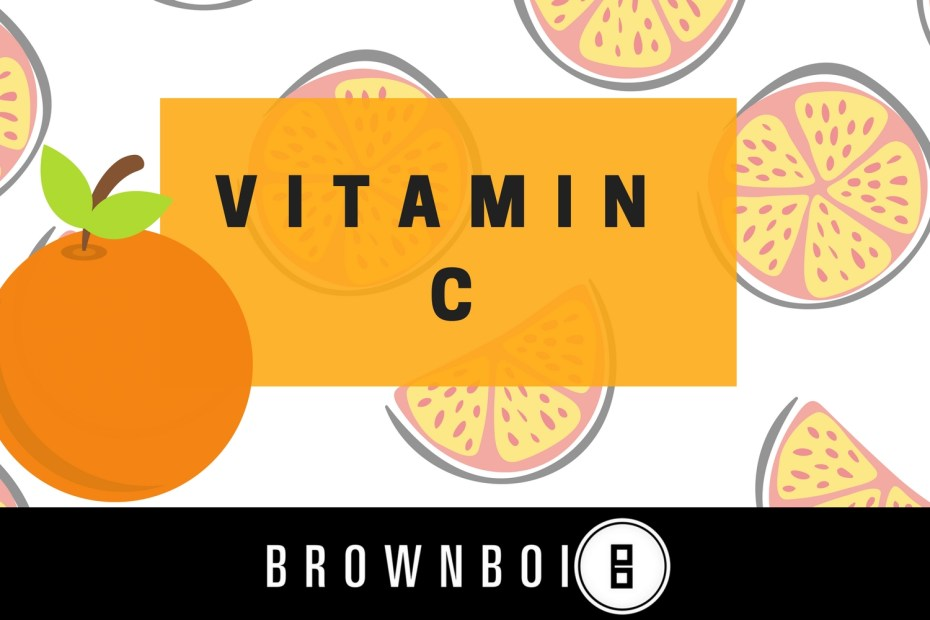 BrownBoi Vitamin C Serum