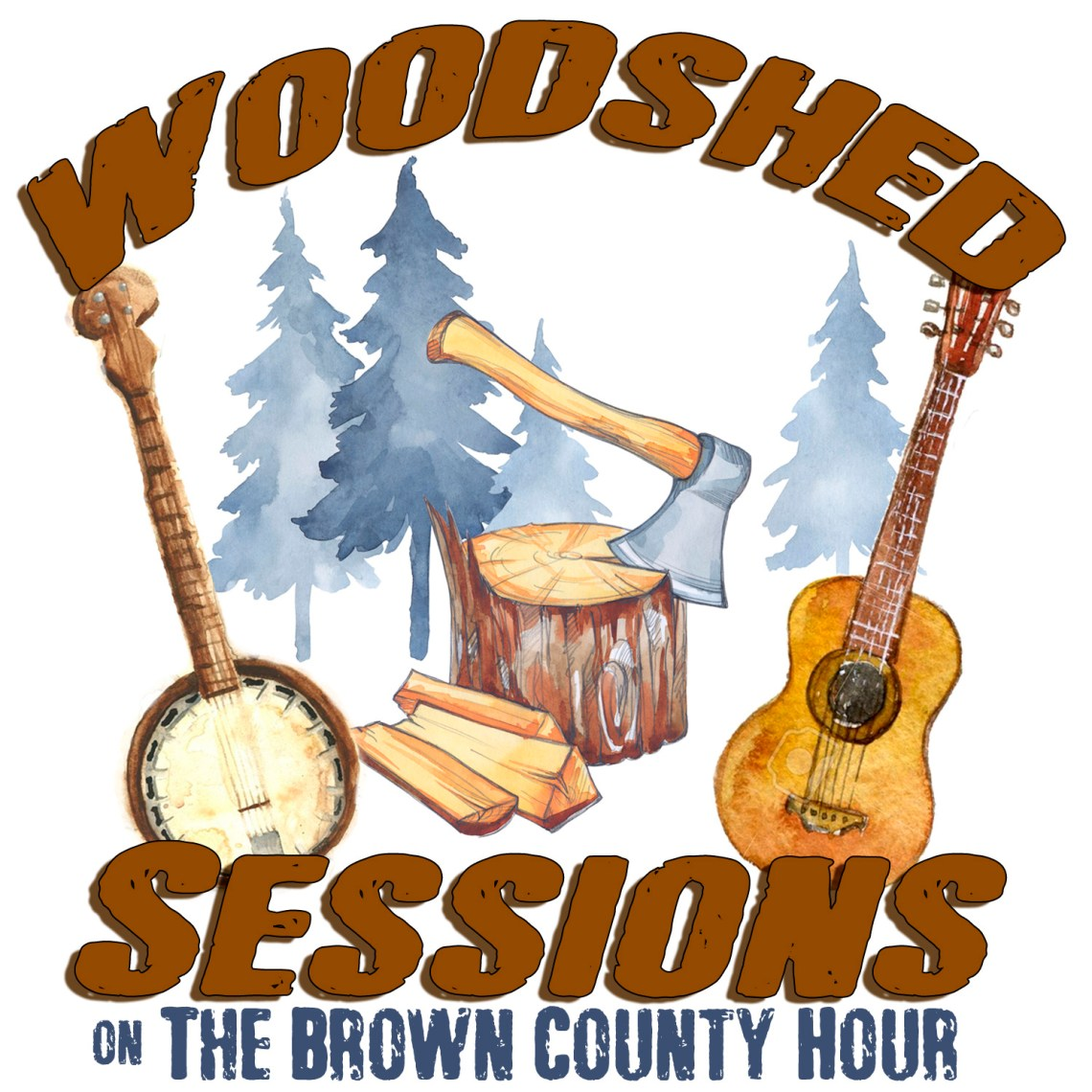 The Brown County Radio Hour on WFHB