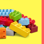 Semi DIY solutions for how to store legos and lego manuals