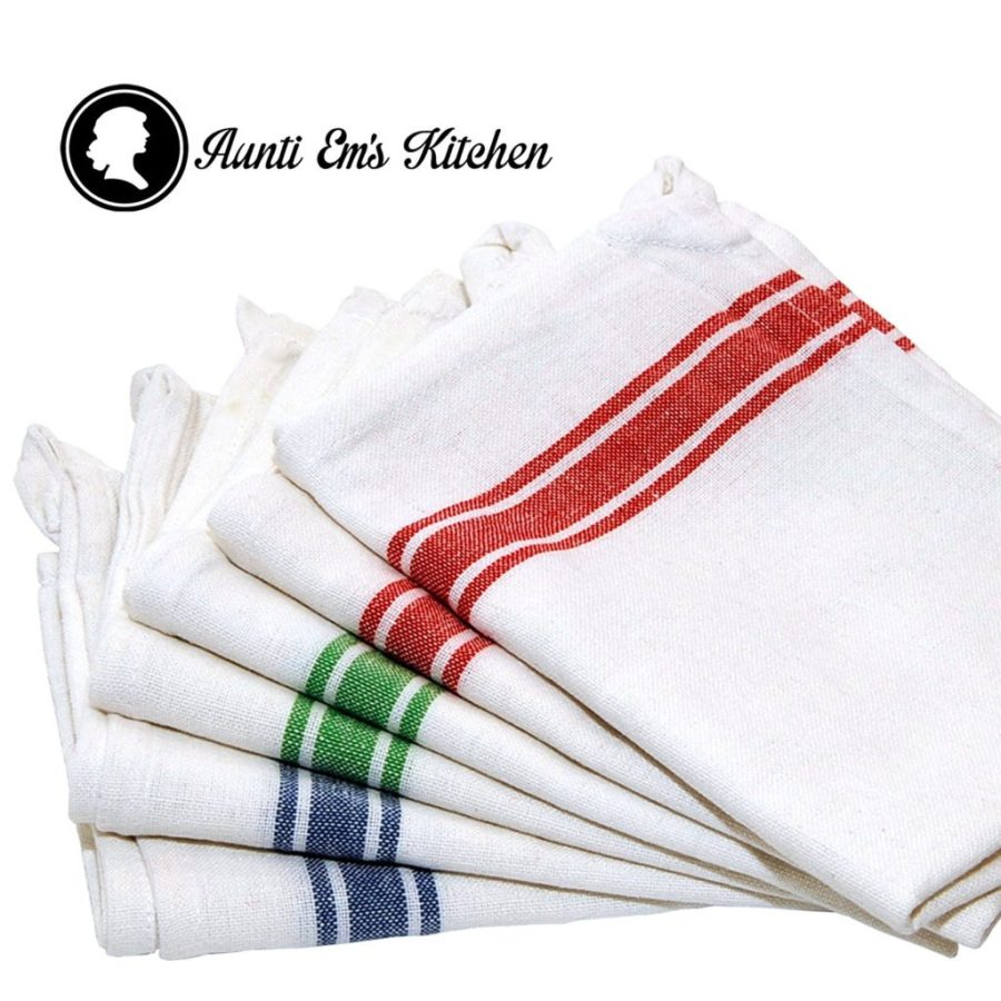 farmhouse kitchen towels for less than $15