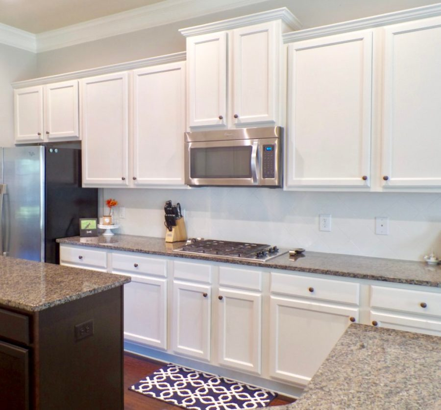 cleaning appliances kitchen makeover