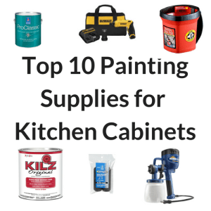Top 10 Kitchen Cabinet Painting Supplies