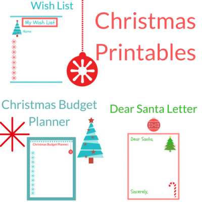 Fun Christmas Printable Ideas