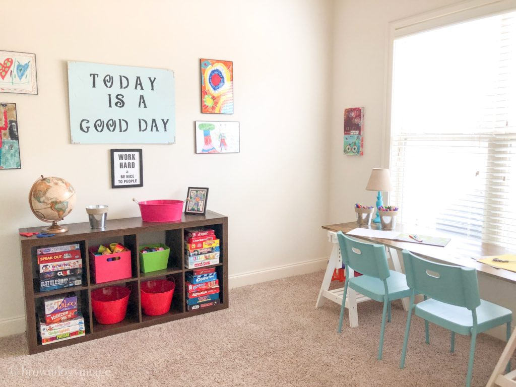 playroom makeover after picture