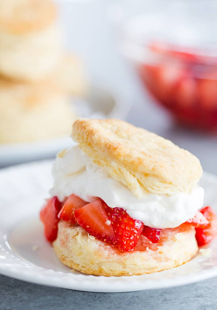 Strawberry Shortcake Shortcake
