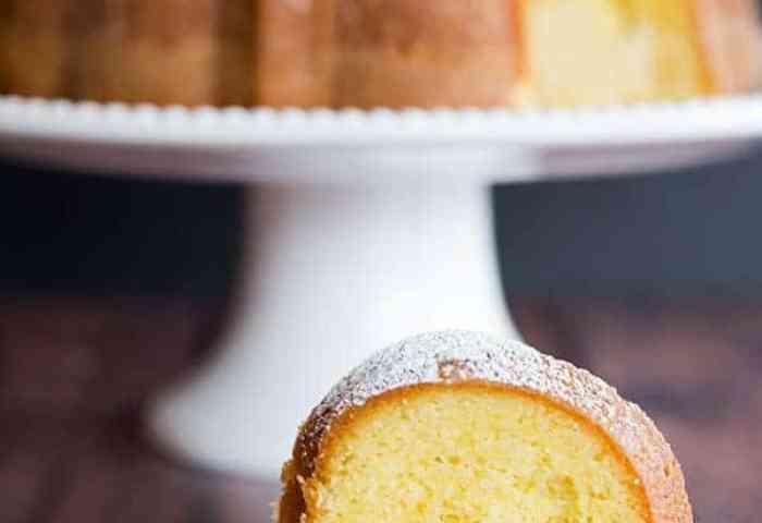 Twinkie Bundt Cake Brown Eyed Baker