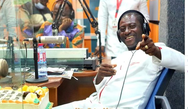 Captain Smart signs a mouth-watering deal with Big Media house few days after resigning from Dr Kweku Oteng's Angel Broadcasting Network