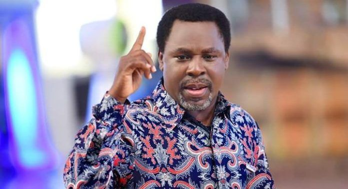 """""""I feel their pain and I feel their worry, therefore, let us dedicate this day to fasting and prayer. Don't forget the needy"""" – Late Prophet T.B Joshua's last live message"""