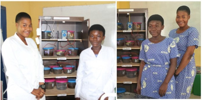 Video: Gyaama Pensan Senior High appeals for support after developing technology that generate electricity from plant and soil bacteria