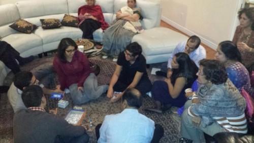 desi chaat family 2