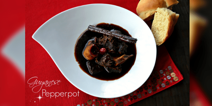 guyanese pepperpot