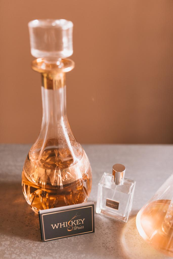 whiskey-based colognes