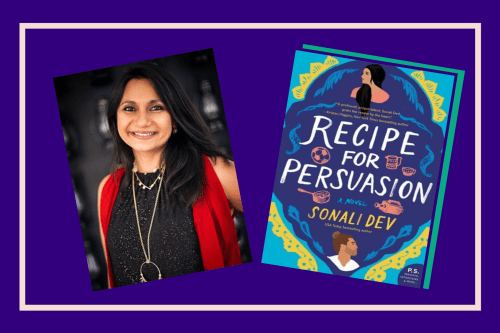 Recipe for Persuasion author interview