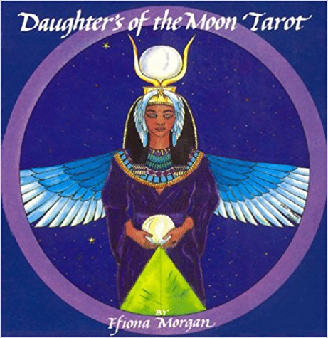 Daughters of the Moon Tarot Deck Color