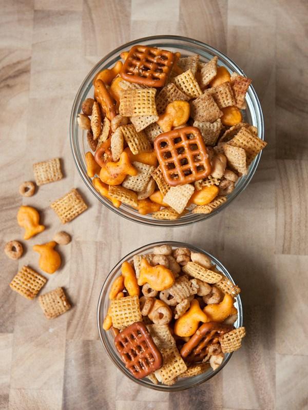 My Favorite Homemade Chex Mix | Brownie Bites Blog