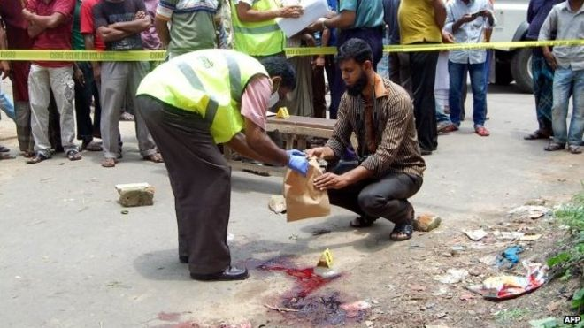 Killing Atheists. A Wedge Issue in Bangladesh