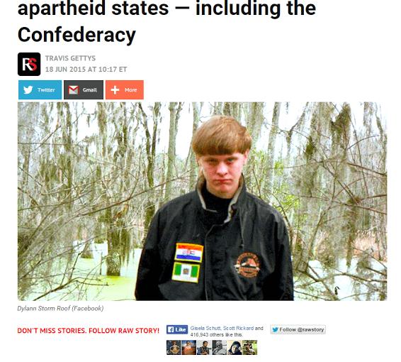 Charleston: A terrorist attack in America