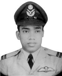 Pilot Officer Rashid Minhas Shaheed and Flt Lt Mati ur Rahman Shaheed. Heroes.