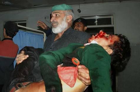 Peshawar: Massacre of the Innocents.