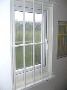 Window Bars Installed By Brown Security Installations