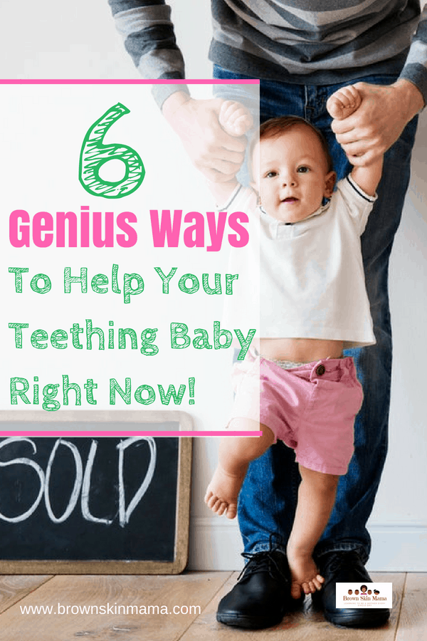 Natural remedies for your teething baby