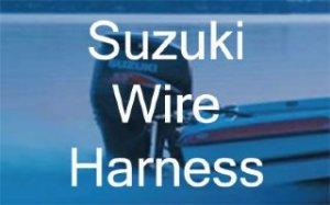 Suzuki Outboard Wire Harness