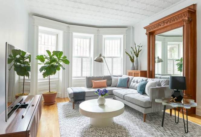 The Insider Young Designer Decorates First Apartment From Scratch For Park Slope