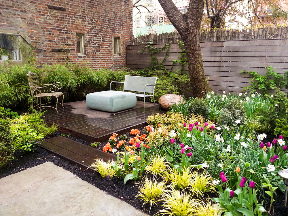 Brooklyn Garden: From Weeds to Wonderful With Groundworks ... on Landscape Design Ideas  id=66764