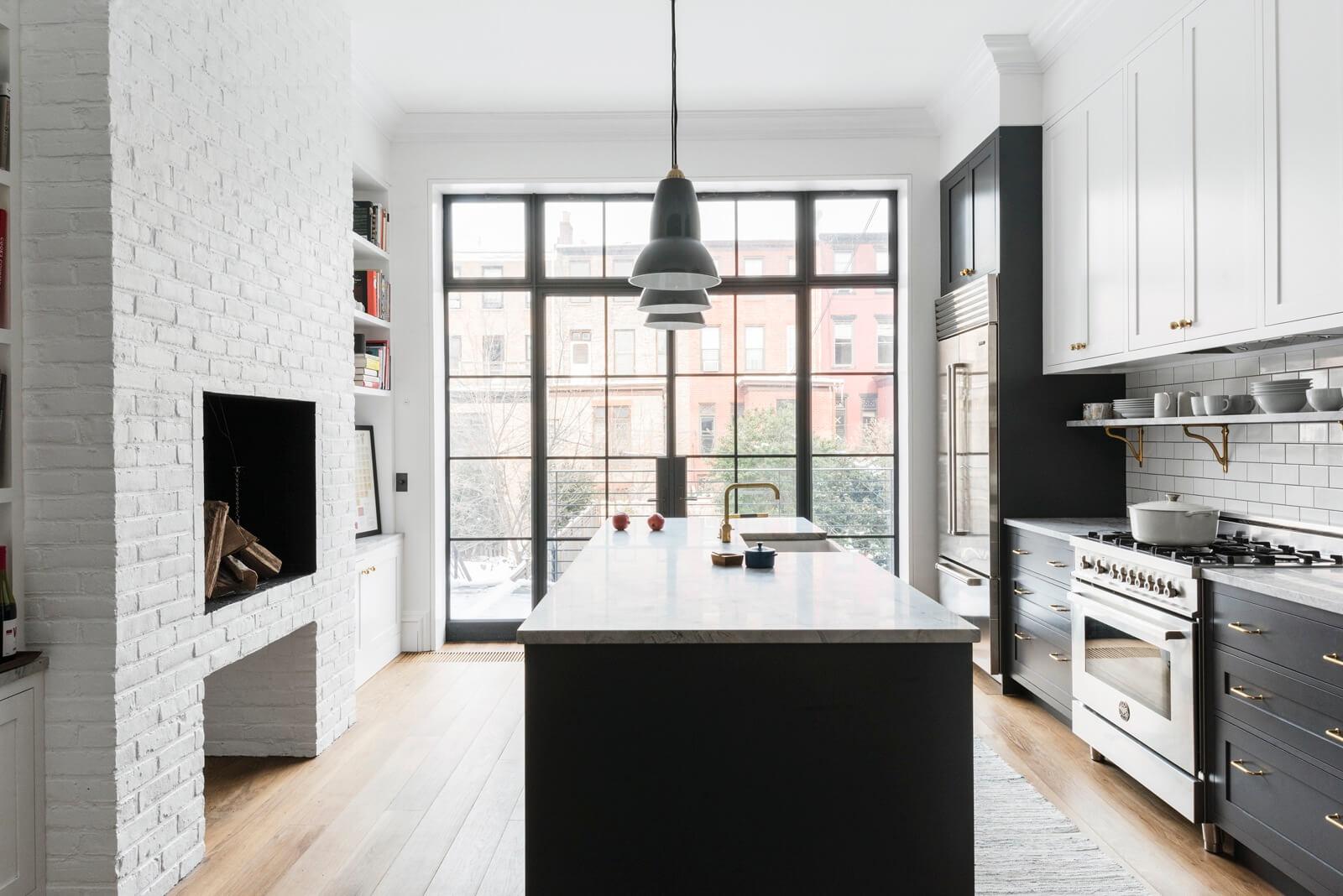 Townhouse Kitchen Design Ideas