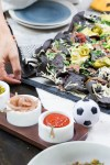 How to host an epic soccer party