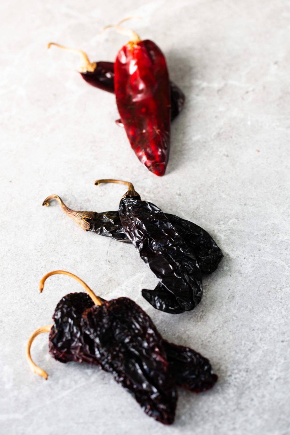 Mexican dried chiles