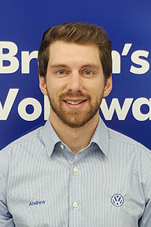 Andrew Brown - Service Manager