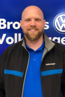 Rinse Deboer - Parts Manager