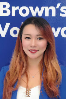Stiana Qiu - Sales Specialist &amp&#x3B; Business Manager