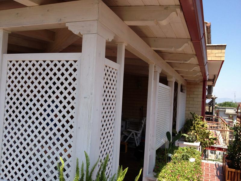 Grigliati in legno per terrazzi Prezzo Speciale