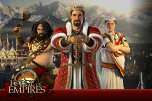 Forge of Empires logo