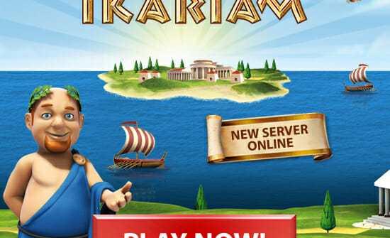 new ikariam server