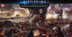 battle dawn logo