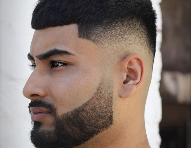 LATIN HAIRCUT BEARD 1