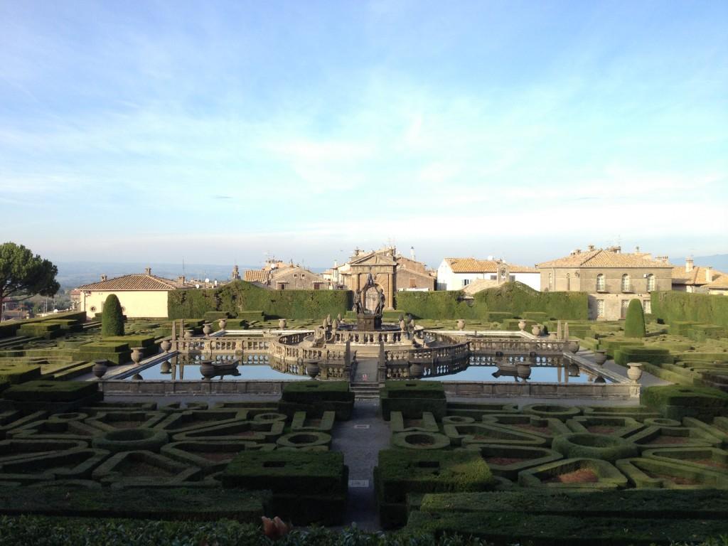 Hidden gems in Lazio - Villa Lante Bagnaia