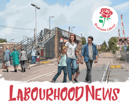 LABOURHOOD NEWS- Attenborough